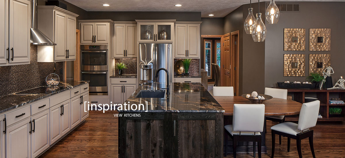INSPIRATION - View Kitchens